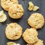 butterscotch potato chip balls from The Vintage Baker, via www.goodfoodstories.com