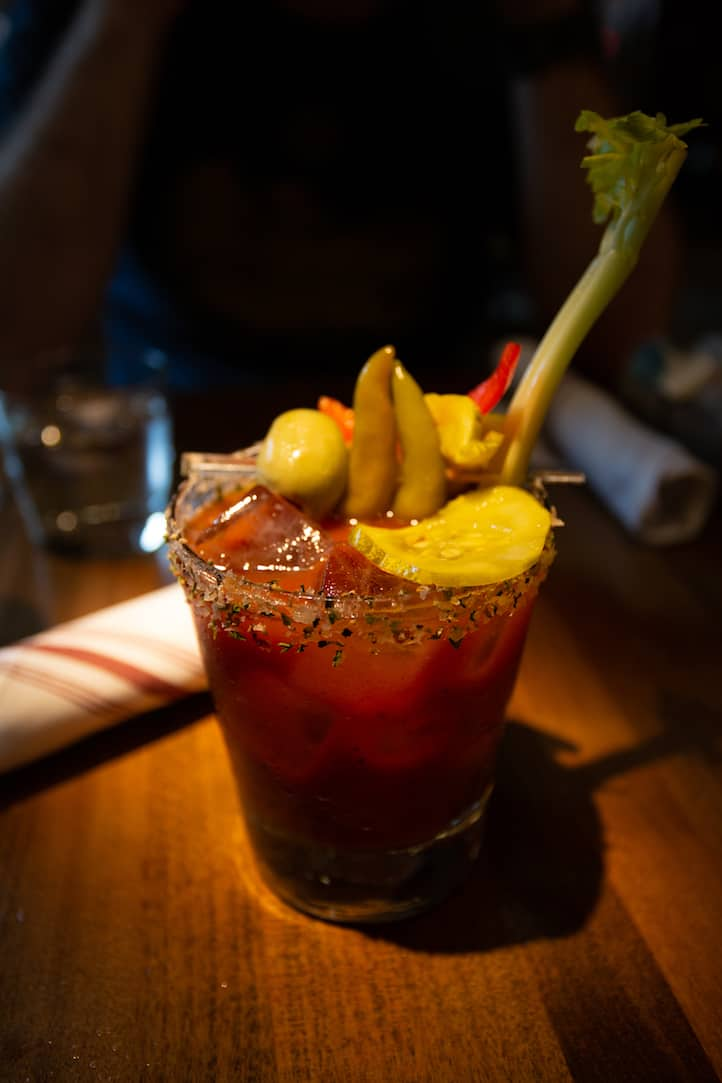 Au Cheval Bloody Mary
