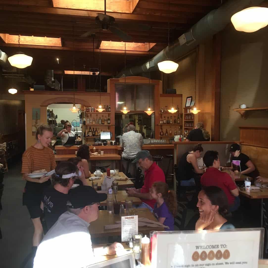 breakfast at Gravy in Portland, Oregon, via www.goodfoodstories.com
