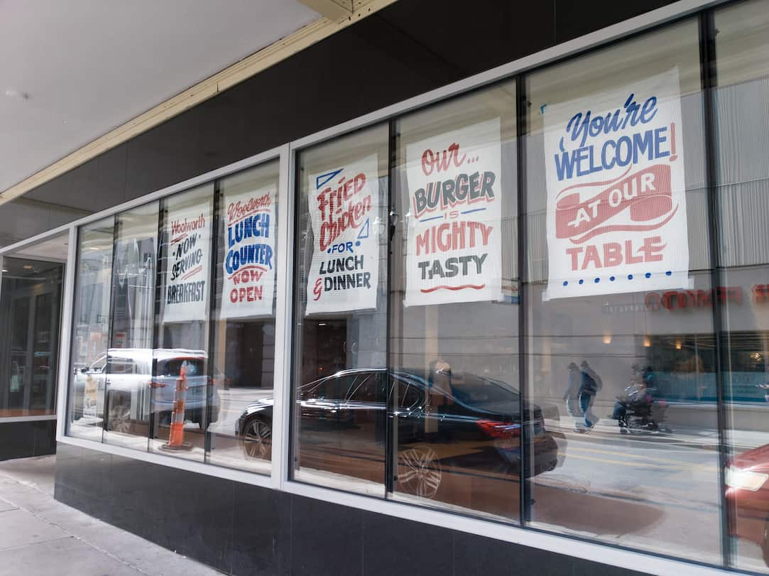 Woolworth on 5th in Nashville, via goodfoodstories.com