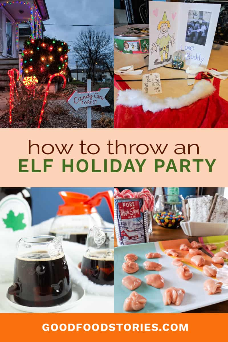 How to Throw an Elf Holiday Party