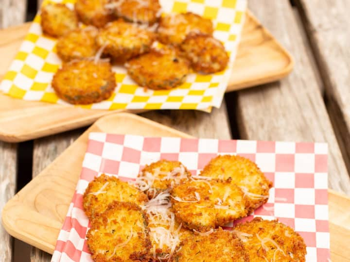Fried Pickles With Parmesan For Zing Good Food Stories