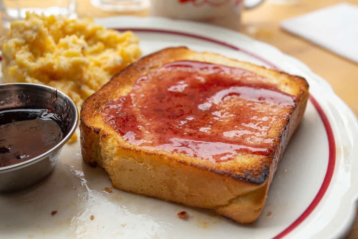 Salt-rising bread is a signature item at Pittsburgh's Pie for Breakfast.