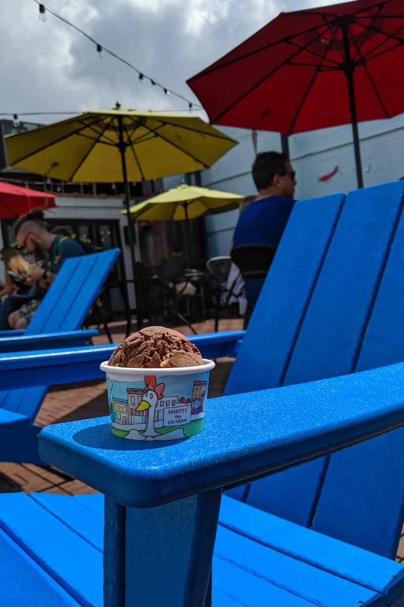 Ample Hills Gowanus ice cream