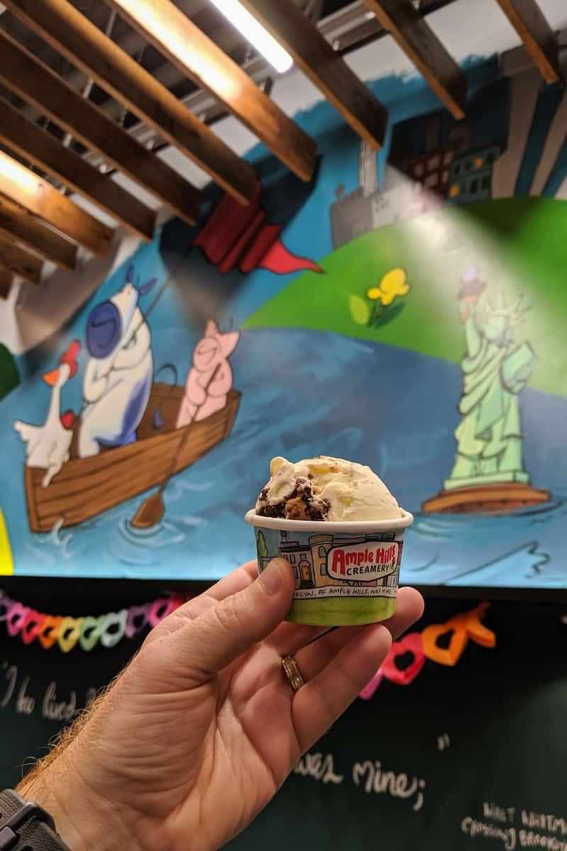 Ample Hills Jersey City ice cream