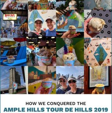 Ample Hills Tour de Hills 2019