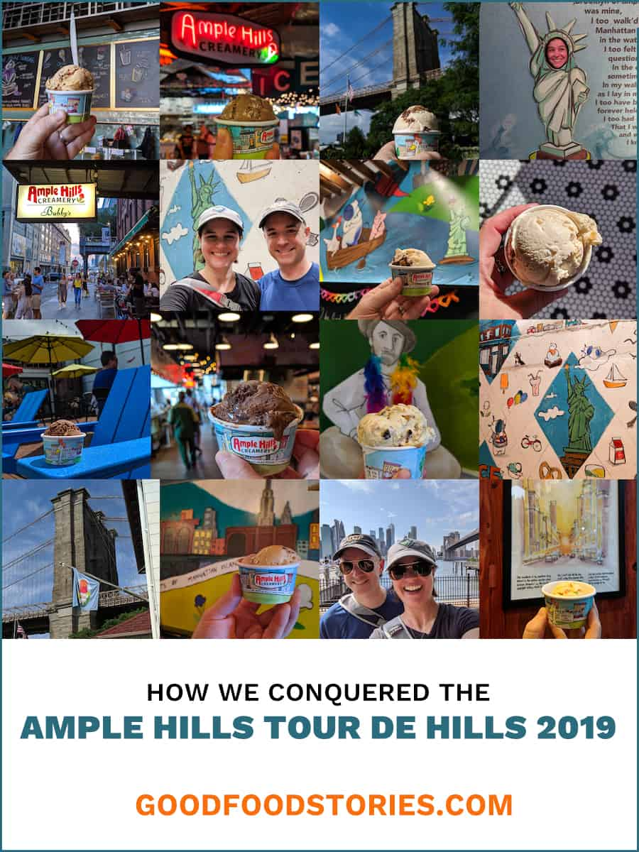 The Ample Hills Tour de Hills 2019: A New York Ice Cream Tour and So Much More