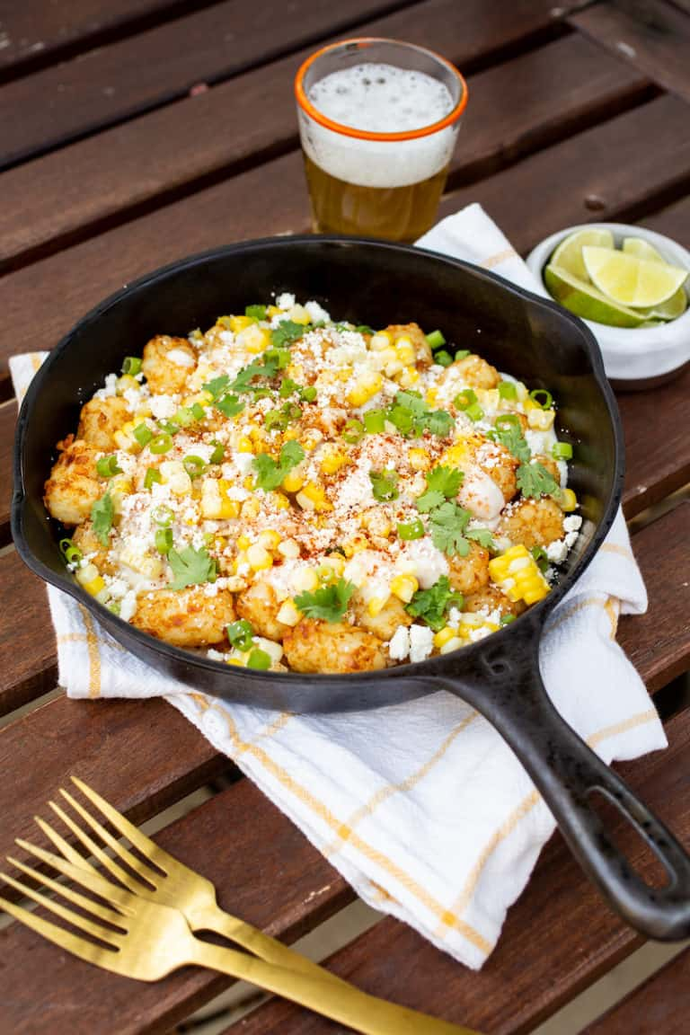 Elote Tater Tots: Your New Favorite Summer Snack