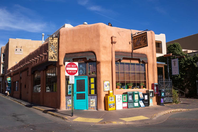 Cafe Pasqual's, Santa Fe