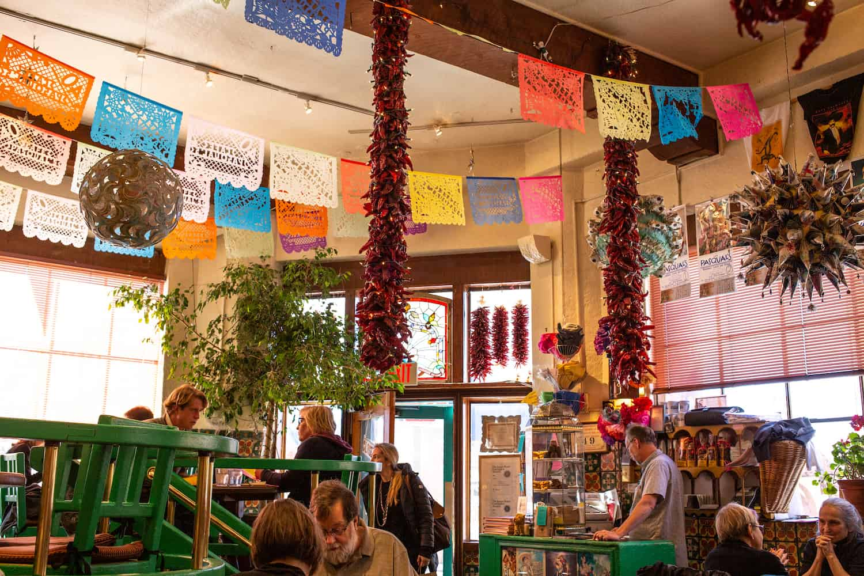 A 20-Year Reunion with Cafe Pasqual's Huevos Motulenos