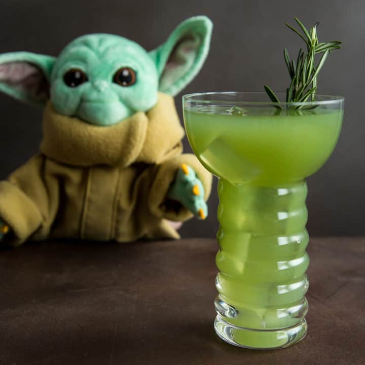 dagobah slug slinger cocktail