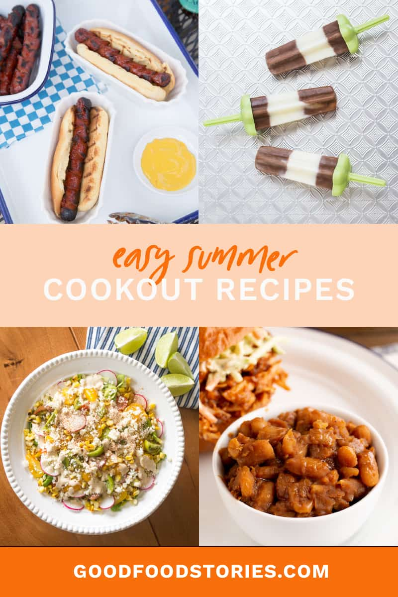 easy summer cookout recipes