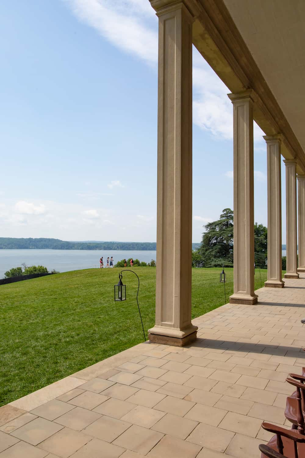 Mount Vernon view to the Potomac