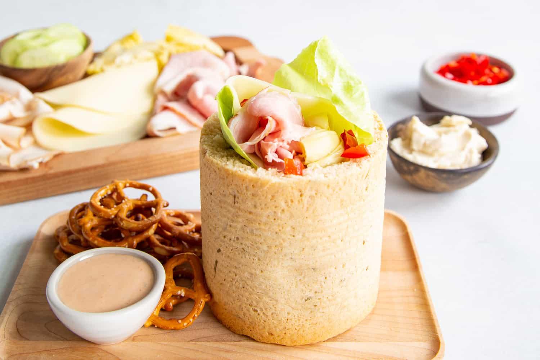 tin can sandwiches